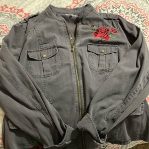 Maurice's jacket